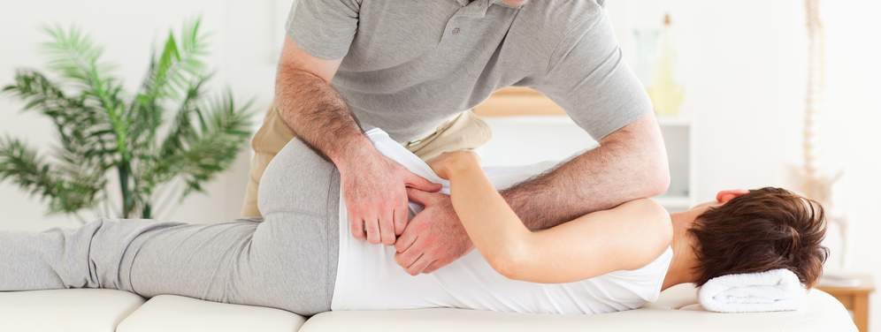 low back pain osteopathy patient